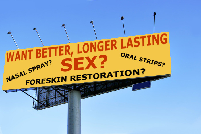 Want better, longer lasting Sex? Foreskin Restoration is the answer.